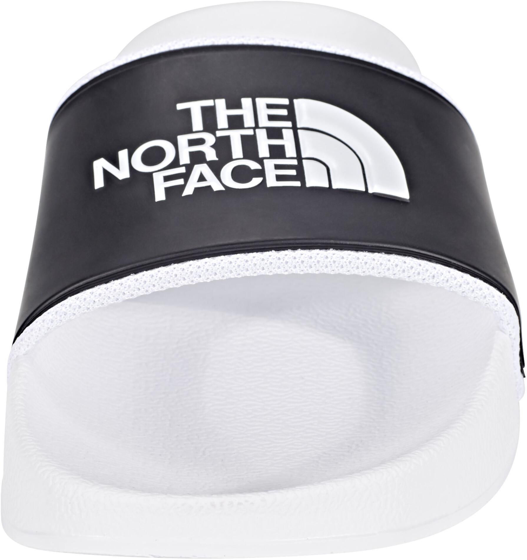 The North Face Base Camp Slide Ii Slippers Women Tnf White Black Headbeand Headwear Buff Helix Ocean Blue